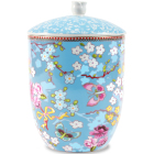 Storage jar Chinese blue